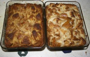 bread pudding 2 styles by ipneto