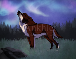Gypsy Howl by Ankhlet