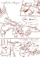 Rayman doodle comic:meet Dragon p8 by amberday