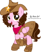 Shinta Pony - Vaquerita by Shinta-Girl
