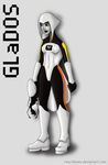 GLaDOS 2.0 by REQ-Flames