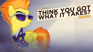 Spitfire - Think you got what it takes? by AdrianImpalaMata