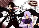 Pandora Hearts: Cheshire and Break by Hanromi