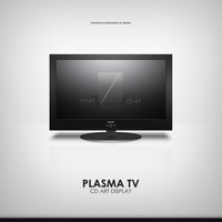PLASMA TV by OtisBee