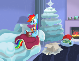 Hearth's Warming Stories by South-Fur