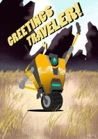 Claptrap by spooky-freaky-dave