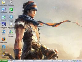 Prince of Persia Desktop by Paine45