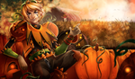 Pumpkin Patch Ez by Clockwork-Puppeteer