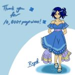 Thank you 10,000+ page views! by Raynef