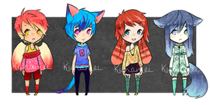 Collab Adopts- Hemoprince 1/4 [OPEN] by Kunamei