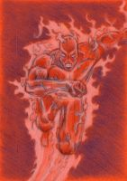 Human Torch by gn27