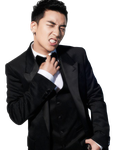 Big Bang - Seungri Render by DubiDubiKelin