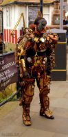 steampunk t2 by overlord-costume-art