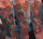 tattoomachine by black-3G-raven