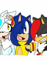 CAUSE WERE TEAM INVINCIBLE! by Hoodie-n-Chaos