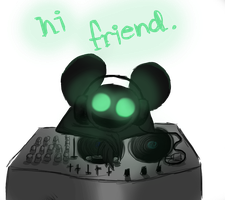 deadmau5 by xXspongyXx