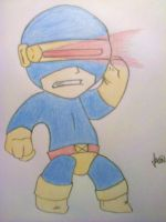 Cyclops - X Men by Jacorv