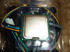 Intel Core 2 Quad Q9550S 2.83 ghz 65w LGA755 (old) by PaulRokicki