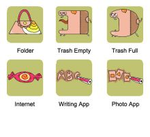 OS Icons by Z-Siao