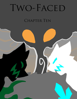 Two-Faced Chapter 10 Cover  by JasperLizard