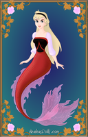 Eilonwy of Mermaid Lagoon by A1r2i3e4l5