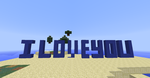 Minecraft I love You by MyLoveForYouEternity