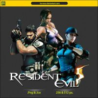 Resident Evil 5 - ICON by IvanCEs