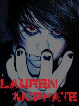 Picture of Lauren McPhate by speedster01