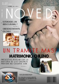 Revista NOVED by SectaDesign