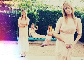 Grace Helbig by ralxi