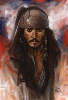 Jack Sparrow by DevilBot
