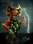 Ghost Pirate LeChuck by Laserschwert