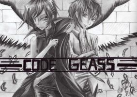 Code Geass by MelindaPhantomhive