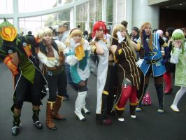 Tales of the Abyss by Jagarnot
