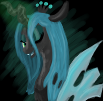 Queen Chrysalis by XxTOxiCfoX5555551xX