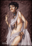 Victorian Nude by takemina
