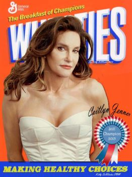 Caitlyn Jenner Tribute by kellydewinter