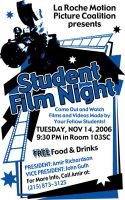 student film night by shane613