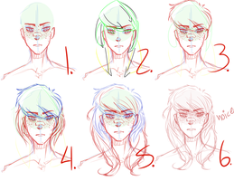 tutorial: how i draw hair by catpills