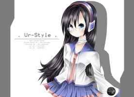 Maiko - Ur Style by sonnyaws