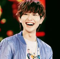 On making a genuine, open-mouth smile (with teeth) Onew_smiling_by_blingblingcore-d46b8eh