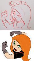 Kim Possible by zeronemike