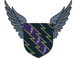 Shadowbolt's Coat of Arms by Lord-Giampietro