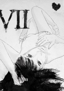 VII by anerionxi