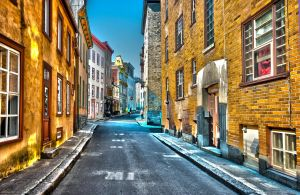 Quebec City by jasonwilde