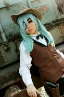 Sakuma cowboy version by ShineUeki33