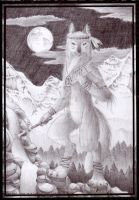 Wolf Spirit - Valse de la Lune by Demon-Lionka