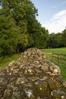 Hadrian's Wall by parallel-pam