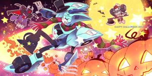 Halloween2013 by QP777