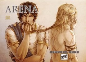 Arena II COVER by Lehanan